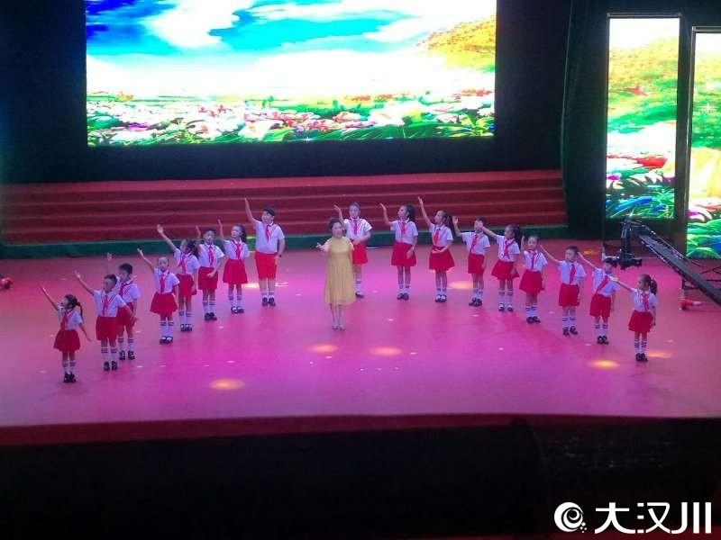 汉川市庆祝第34个教师节文艺汇演活动